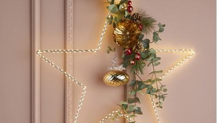 Rozzářená vánoční elegance