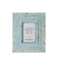 Fotorámeček Brooklyn - světle modrý 10x15cm -50%