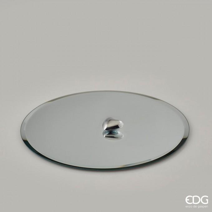 Podnos zrcadlo, průměr 35 cm
