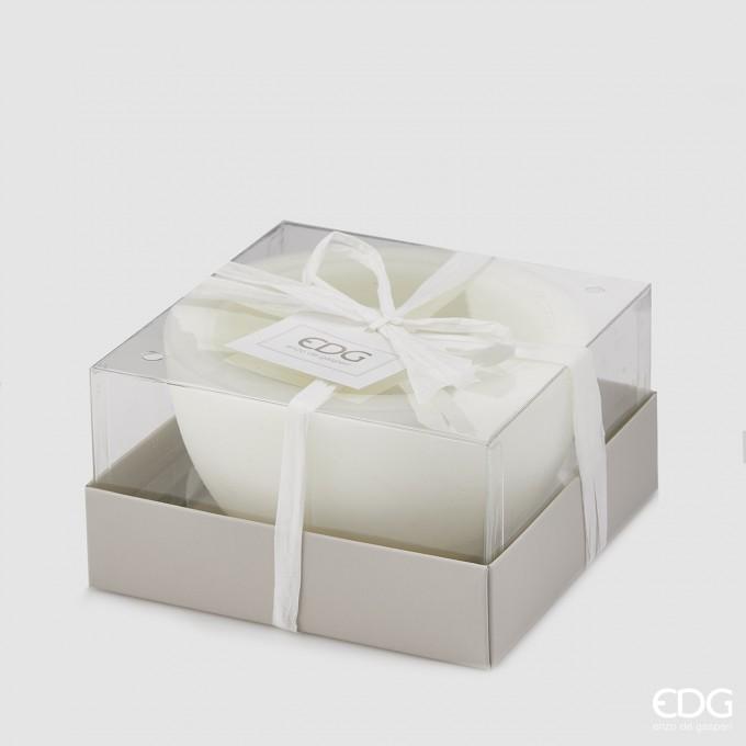 Svíčka XIE - bílá