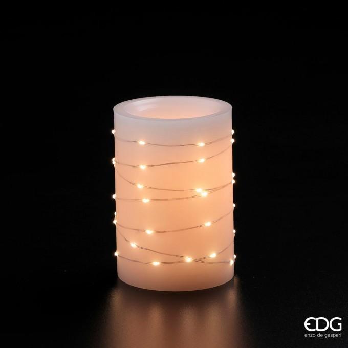 Svíčka LED 15x10cm