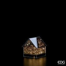 Svítící domeček, 50 LED -30%