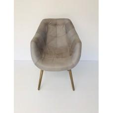 Židle kožená La casa di Ceasar